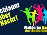 10. Walldorfer Nacht der Ausbildung am 1. Oktober 2021