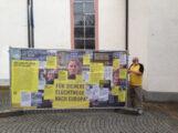 Amnesty-International-Gruppe 1125 läd ein