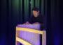 Faszination Glasmusik: Andrés Bertomeu verzauberte das Publikum mit ätherischen Klängen